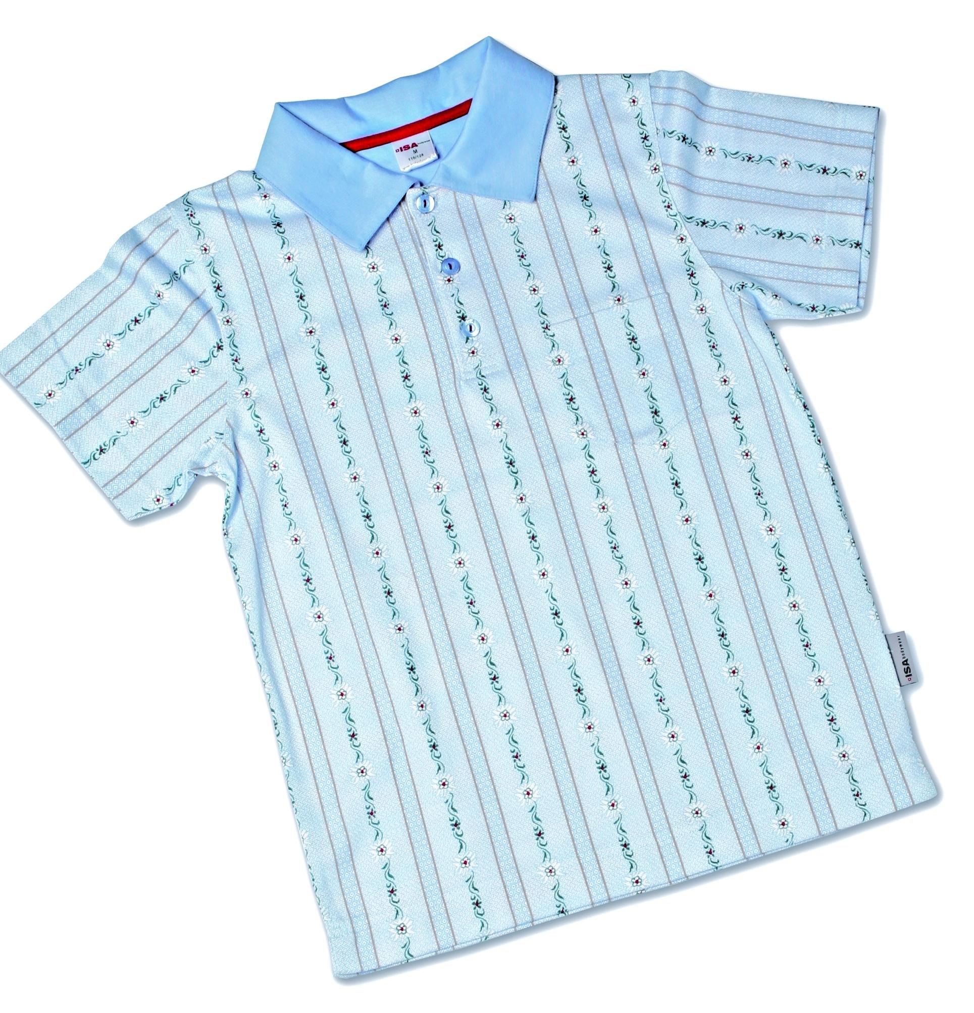 Schwinger Polo Shirt hellblau, Kind