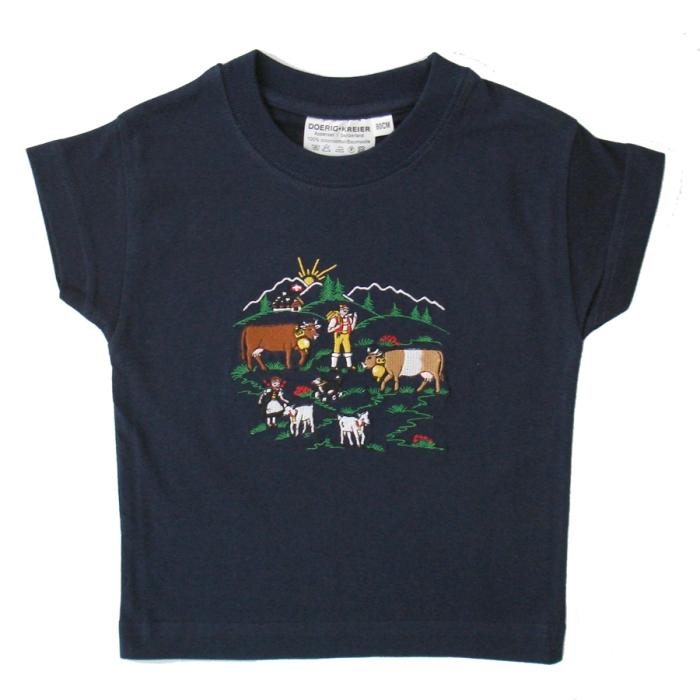 Polo Shirt Appenzeller, gestickt